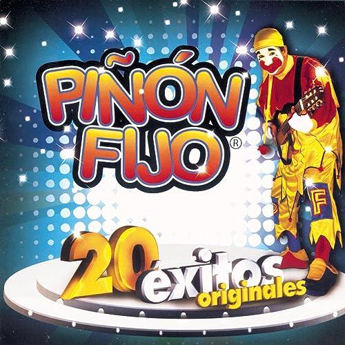 Piñon Fijo 20 Exitos Originales de Piñon Fijo en Amazon ...