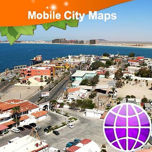 Puerto Penasco Street Map