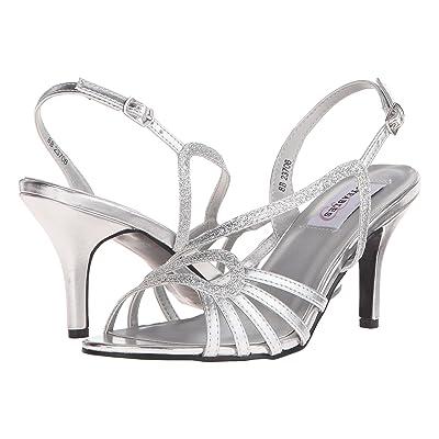 Touch Ups Caitlyn (Silver Glitter) Women