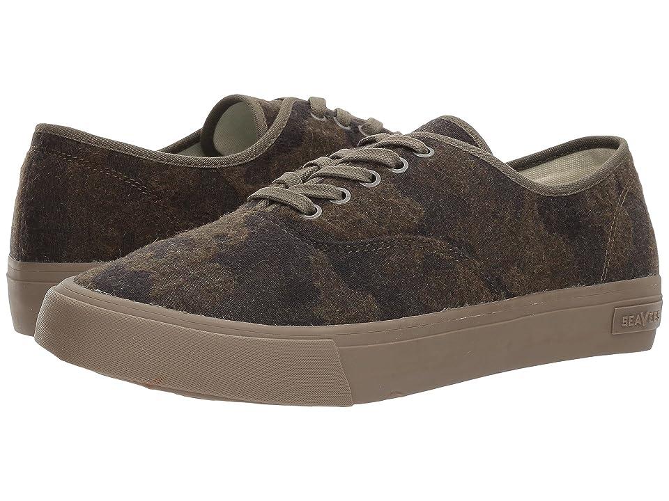 SeaVees Legend Sneaker Wintertide (Camouflage Wool) Men