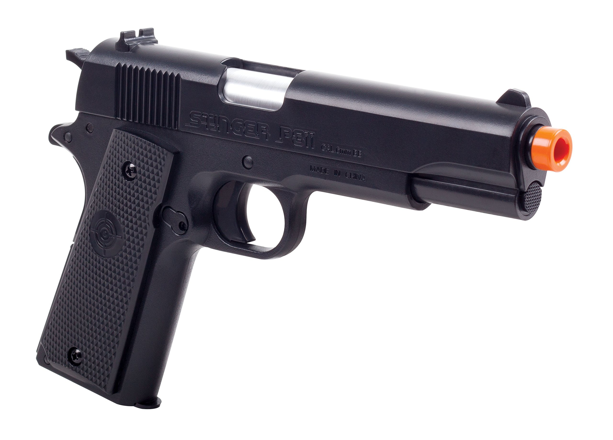 Crosman Stinger Airsoft Pistol Black