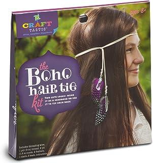 Craft-tastic Boho Hair Tie Kit