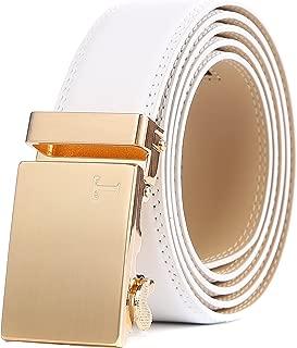 Best white gold belt Reviews