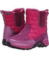 Merrell Kids - Jungle Moc Quilted Boot Waterproof (Big Kid)