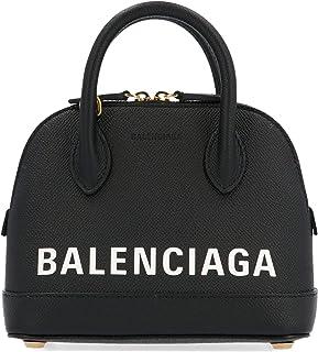 Luxury Fashion | Balenciaga Womens 5506460OTNM1090 Black Handbag | Fall Winter 19