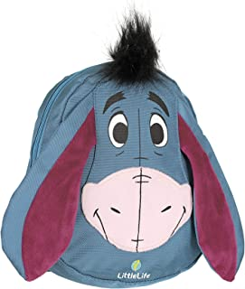 LittleLife Disney Faces Sac à Dos avec rêne de sécurité