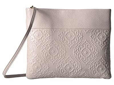The Sak Tomboy Convertible Clutch by The Sak Collective (Stone Souk Embossed) Clutch Handbags