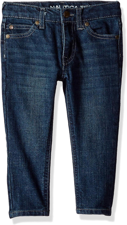 Nautica Boys 5-Pocket Straight Fit Jeans