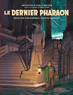Autour de Blake & Mortimer - tome 11 - Dernier Pharaon (Le) de Schuiten François