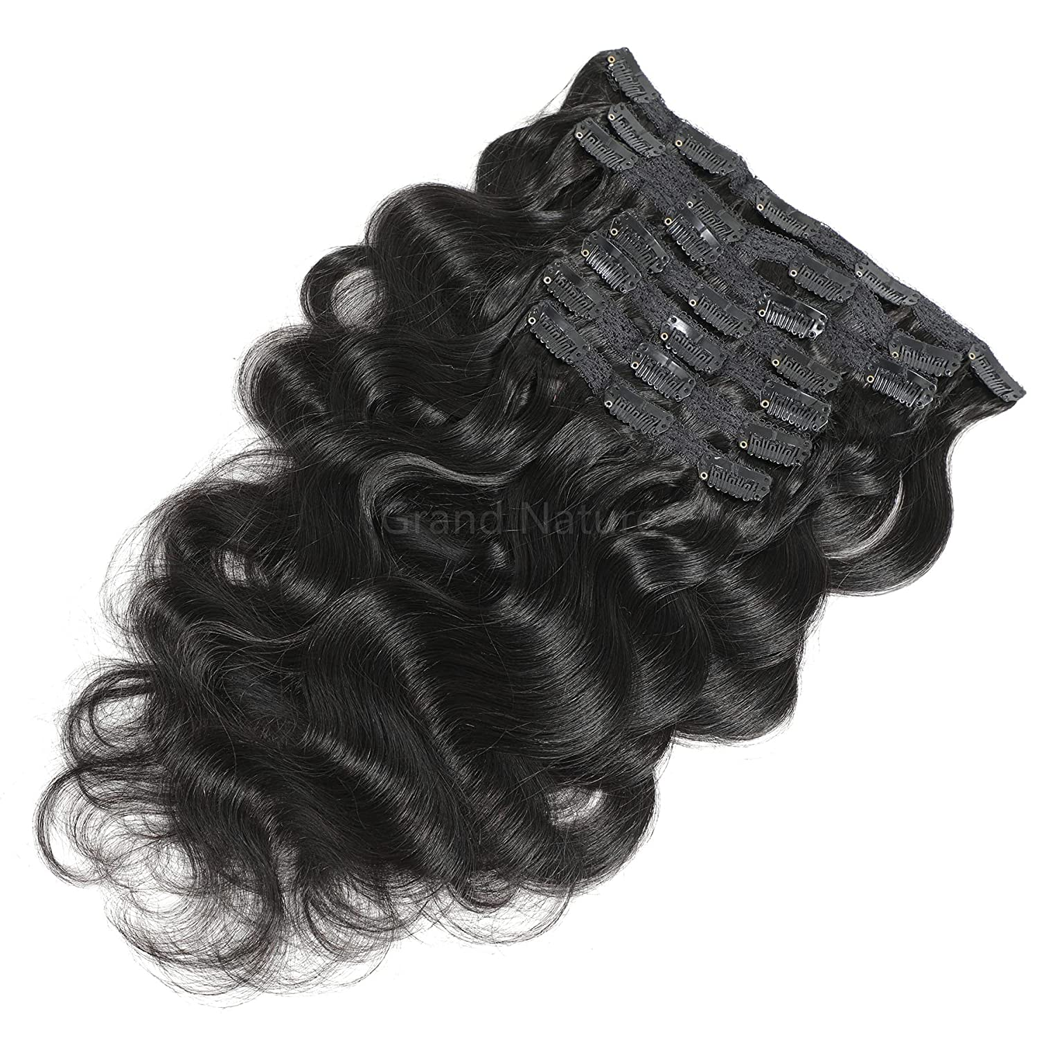 Clip In Hair Year-end annual account Body Wave inch Free Shipping Cheap Bargain Gift 16 Extensions