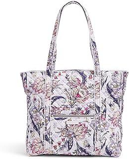 Vera Bradley Women's Signature Cotton Vera Tote Bag Handbag
