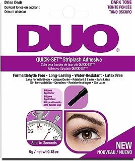 Duo Adhesives, Quick-Set Adhesive Dark Tone