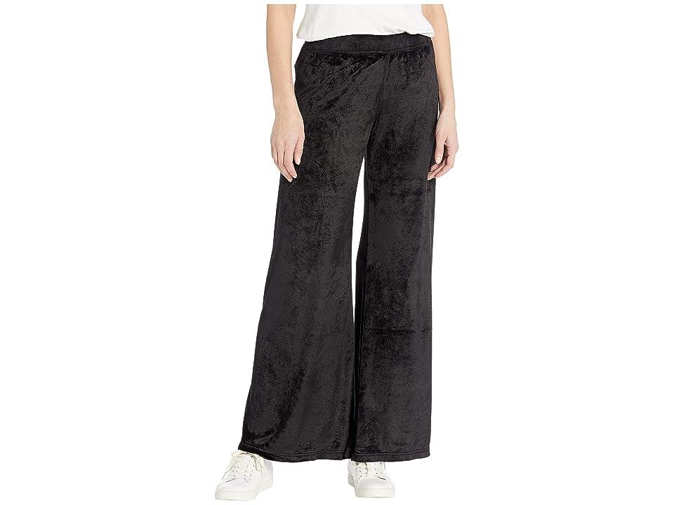 Hard Tail Easy Flare Pants (Black) Women