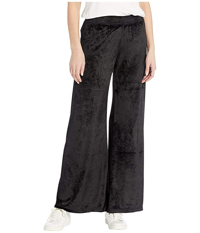 Hard Tail Easy Flare Pants (Black) Women