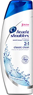 Head and Shoulders Shampoo Classic Clean 2-In-1 13.5 Ounce (400ml) (2 Pack)