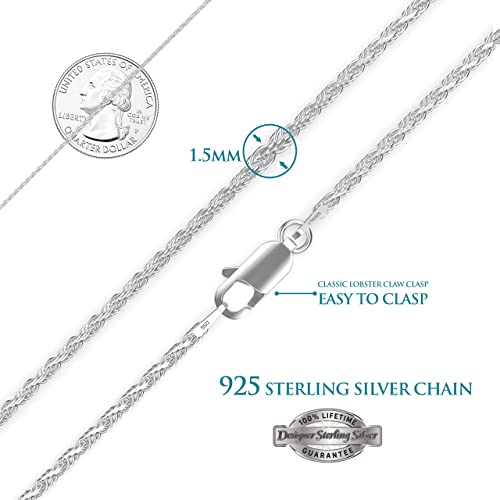 Sterling Silver Lariat Rope Necklace with 925 Pink Fire Opal and Cubic Zirconia Turtle w Sterling Infinity Lobster Clasp and Link
