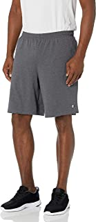 """Champion Men's 9"""" Jersey Short with Pockets"""