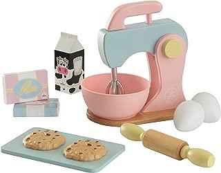 KidKraft Children's Baking Set - Pastel Role Play Toys for The Kitchen