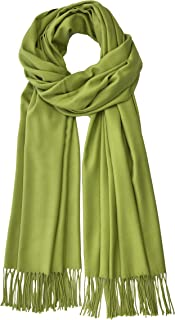 YSJ-Large infinity Soft cashmere feel pashmina shawl wrap winter scarf in Solid Colors