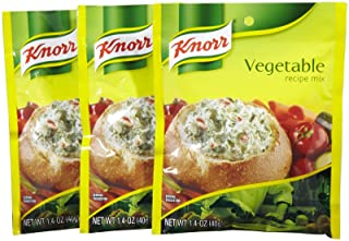 Knorr Recipe Classics - Vegetable - 1.4 oz - 3 Pack