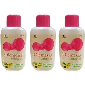 Buy Menarini Olemessa Baby Massage Oil 200ml Online At Low Prices