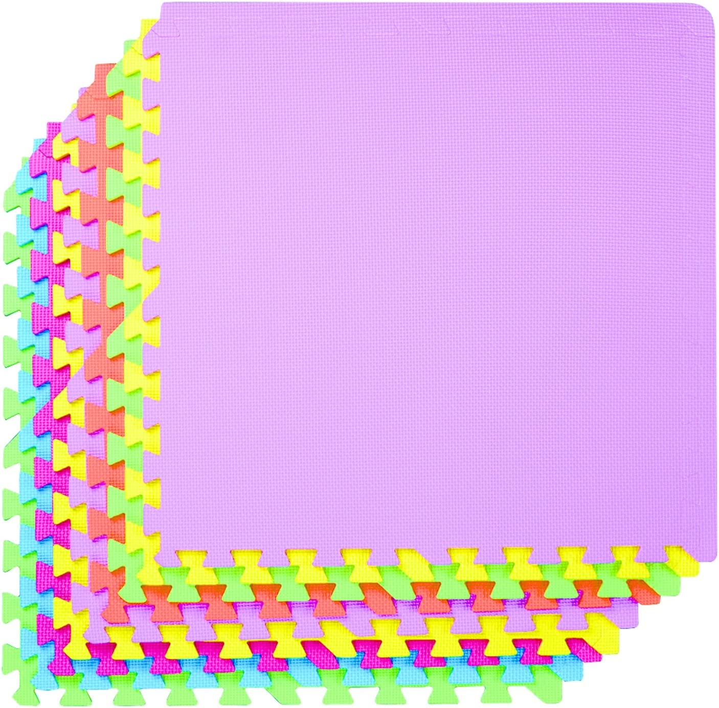 POCO DIVO Giant Play San Diego Mall Mat 5 ☆ popular Solid Color Floor Foam Excise