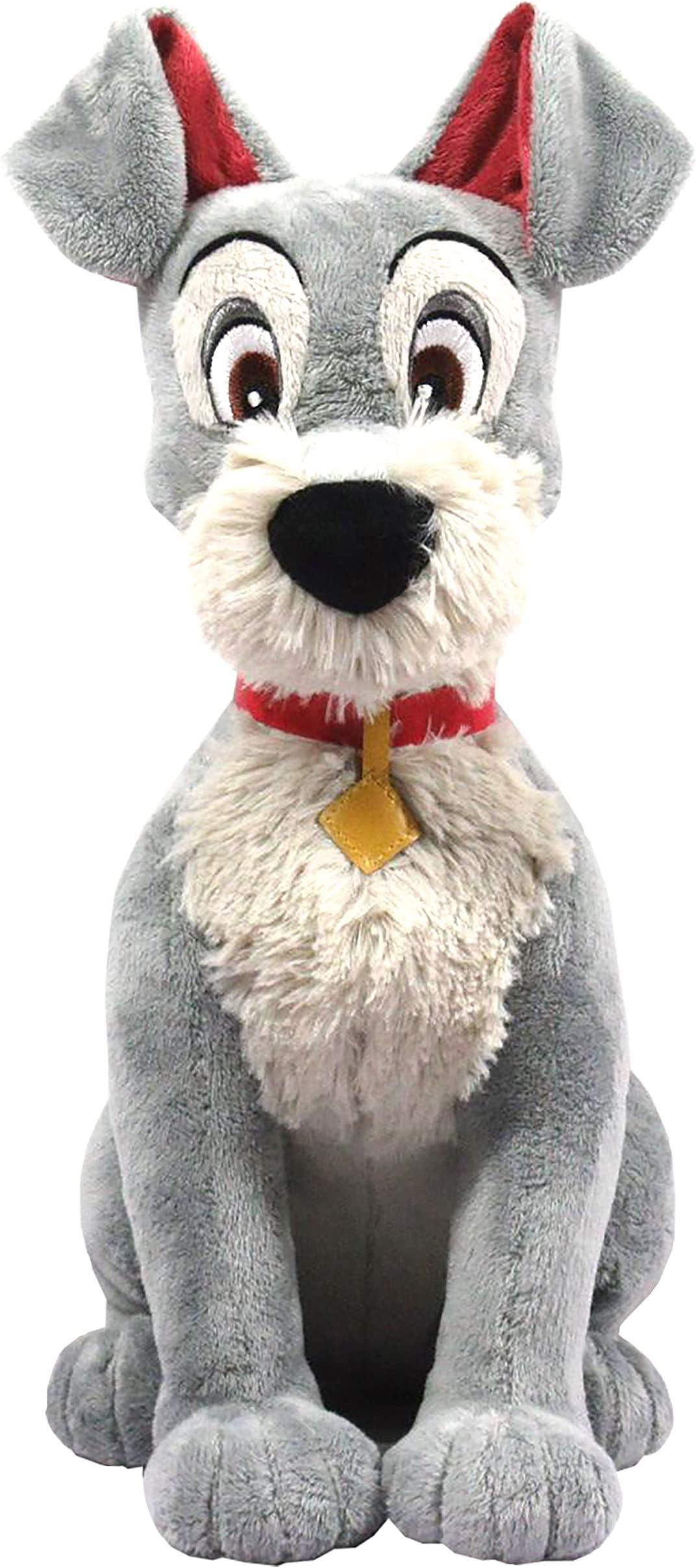 Disney Large Plush Tramp - Amazon Exclusive Multi-color, 13 inches