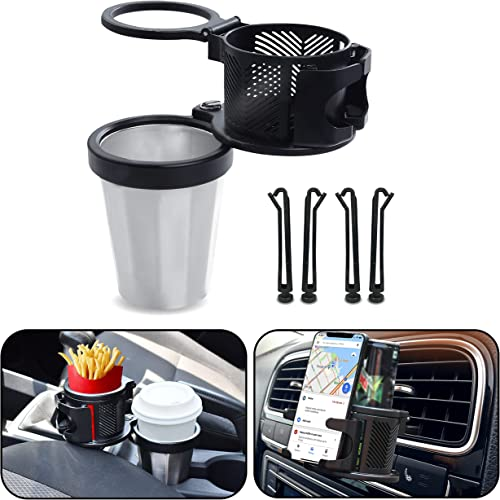 high quality EcoNour car Cup Holder and Cup Phone Holder for car | online sale Automotive Cup Holders | car Vent outlet online sale Phone Holder Mount and car Drink Holder online
