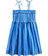 Smocked Bodice Dress (Toddler/Little Kids)