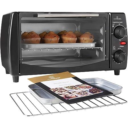 Mini Horno Eléctrico Cecotec Bake N Toast 1000w Amazon Co Uk Large Appliances