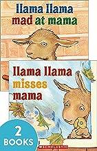 Llama Mama 2-Book Pack: Llama Llama Misses Mama and LLama Llama Mad at Mama