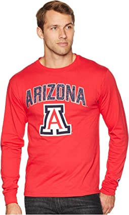 Arizona Wildcats Long Sleeve Jersey Tee