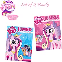 My Little Pony® Coloring and Activity Book Set - Featuring Princess Cadence - Set of 2 Books