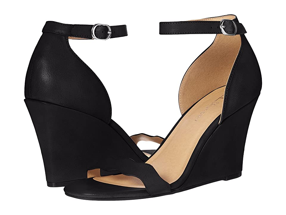 CL By Laundry Best Match (Black Burnished) High Heels