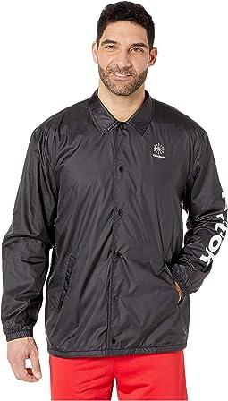 500ea59a1c0 Reebok. Classics Anorak Jacket.  74.99MSRP   150.00. Black