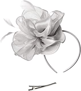 Fascinators Hat for Women Tea Party Headband Kentucky...
