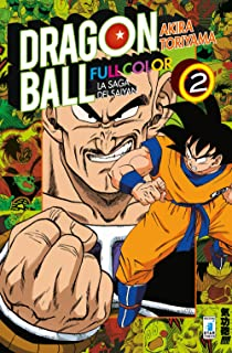 La saga dei Saiyan. Dragon Ball full color: 2