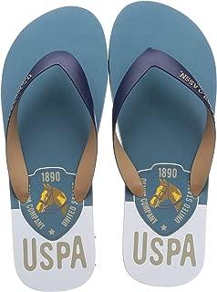 US Polo Association Men's Hular Flip-Flops