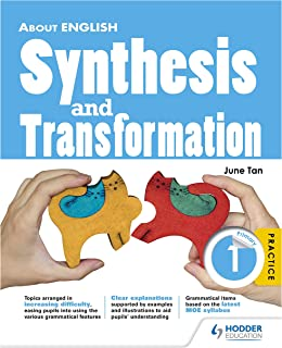 About English: Synthesis and Transformation Primary 1