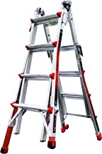 Best gorilla ladder vs little giant Reviews