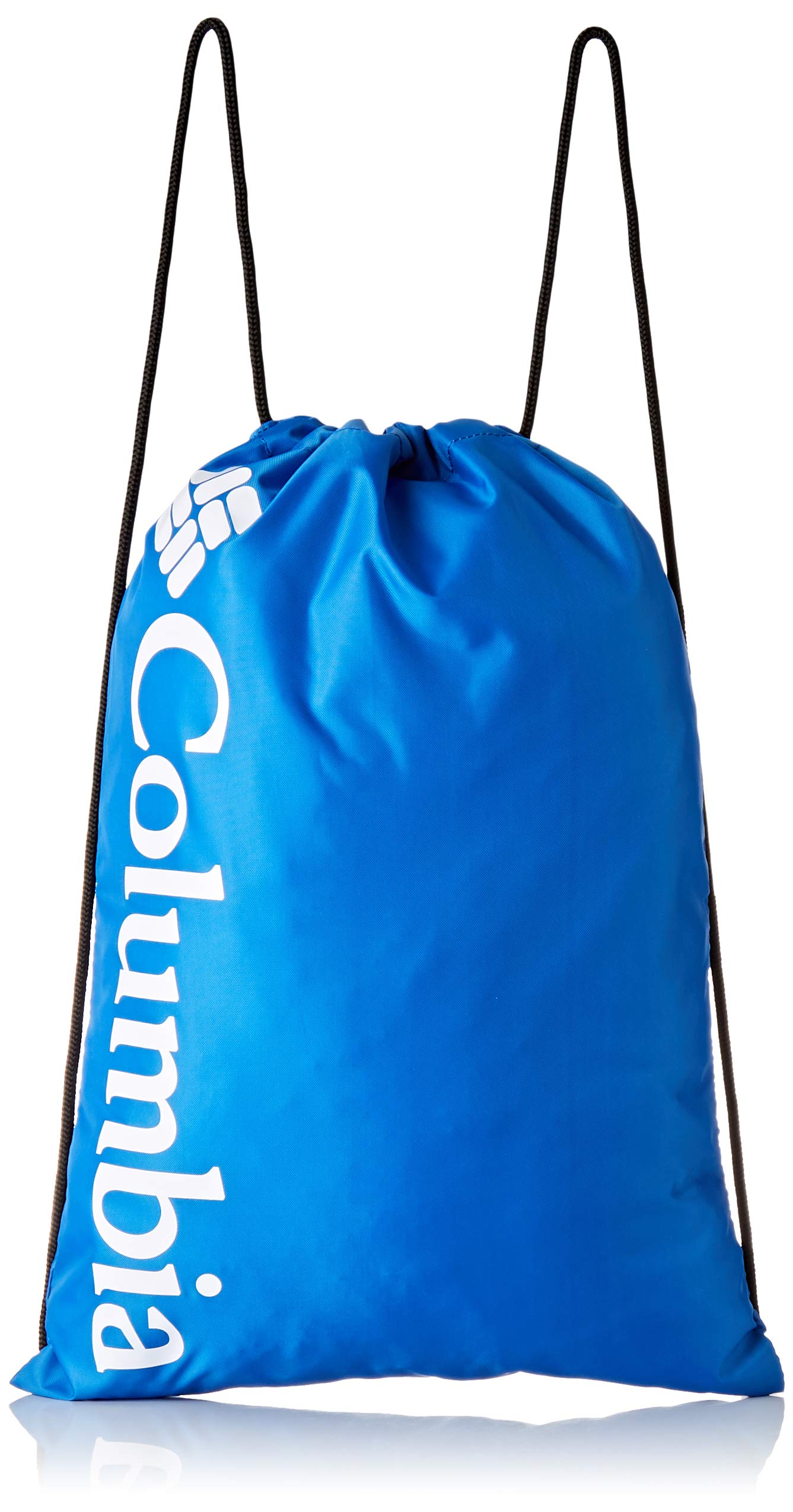 Columbia Drawstring Bag, Super Blue, White, O/S