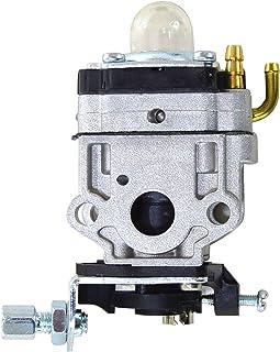 Carburador desbrozadora 19 – 38 ccm cortacésped cortacésped recortadora desbrozadora 10 mm