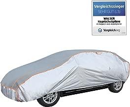 Hagel Autoplane Garage Abdeckung Autogarage Vollgarage staubdicht wasserabweisend Navaris Auto Hagelschutz Abdeckplane XL 570 x 203 x 119cm