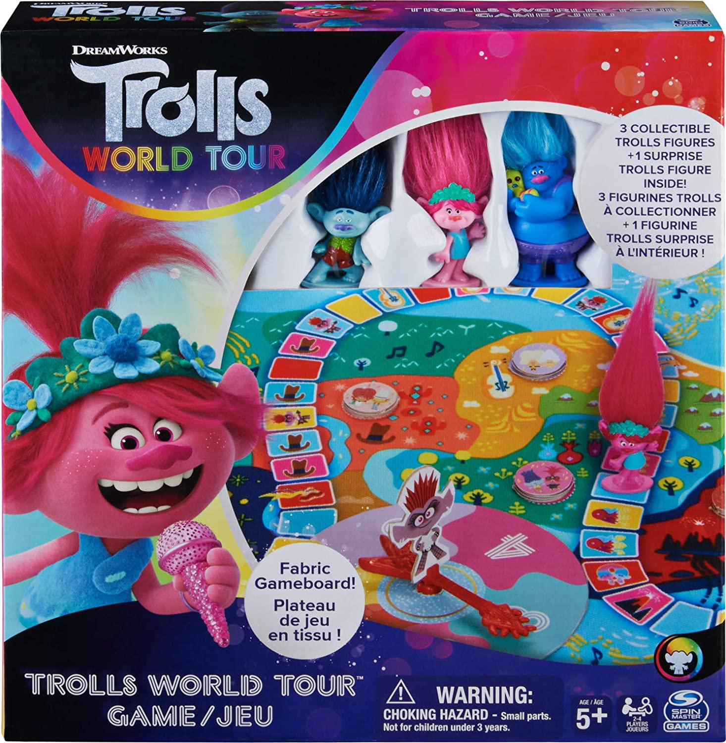 Our Max 87% OFF shop OFFers the best service Cardinal Games Trolls 2 World Kids Game for Cooperative Tour