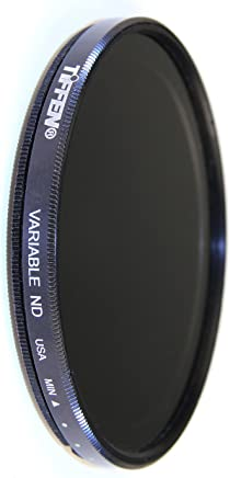 Tiffen 77mm Variable Neutral Density Filter 77VND for Camera lenses