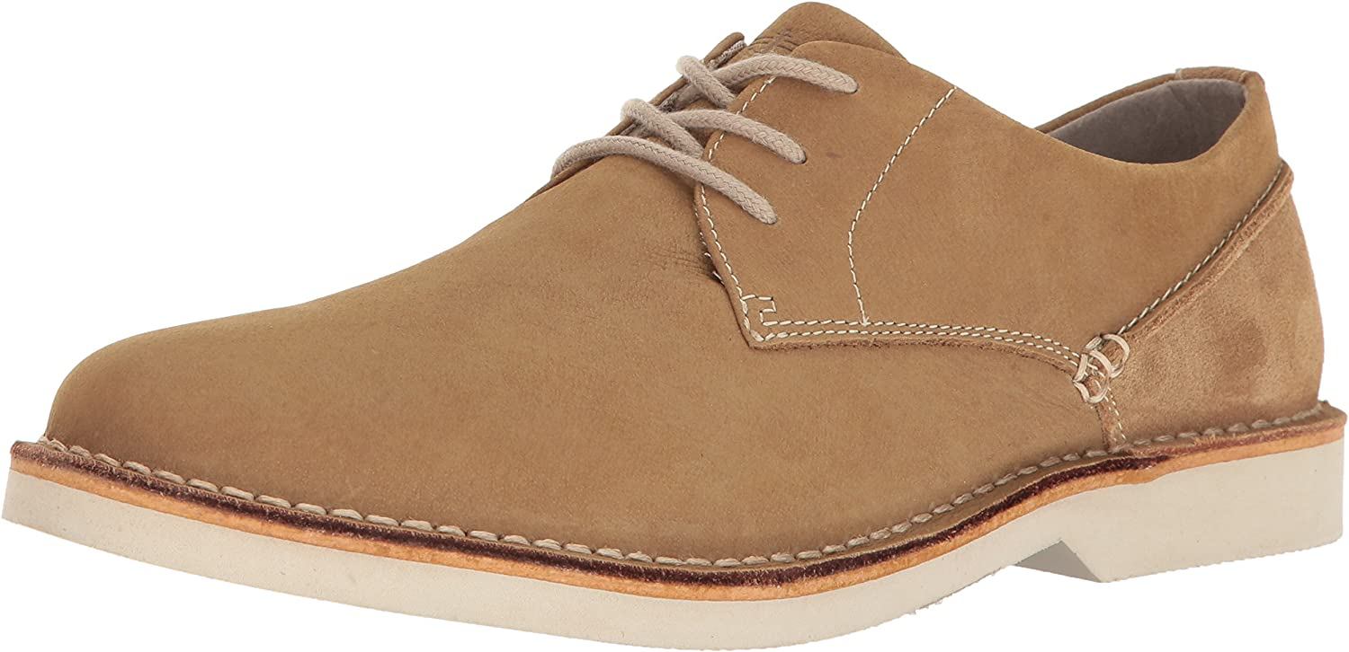 Dockers Men's Barstow Oxford, Taupe, 9 M US