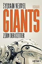 Giants - Zorn der Götter: Roman (Giants-Reihe 2) (German Edition)