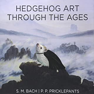 Hedgehog Art Through The Ages