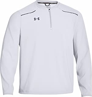 white under armour cage jacket
