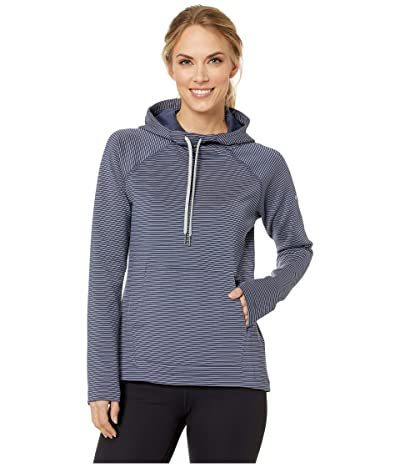 Columbia Bryce Canyontm Hoodie (Nocturnal Stripe) Women
